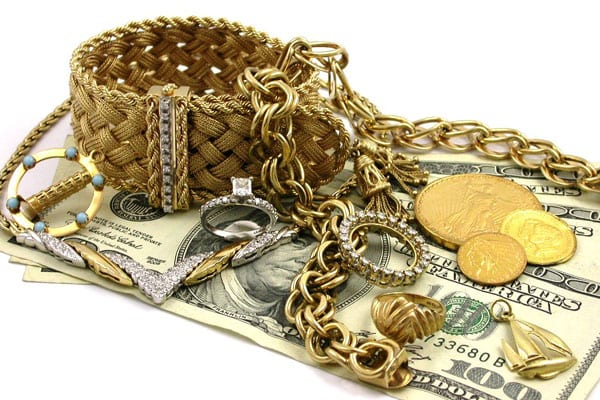 Cash for Gold Jewelry