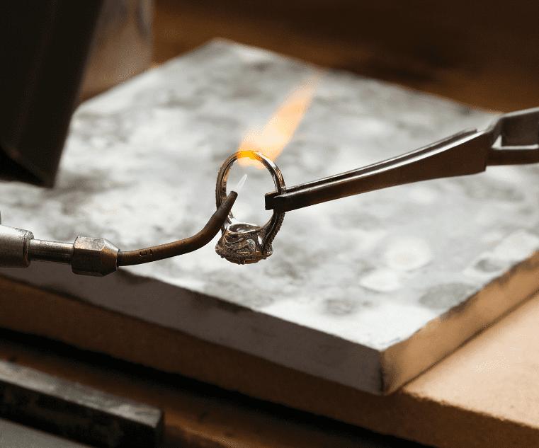 jewelry repair soldering