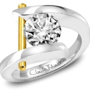 Claude THIBAUDEAU Ring