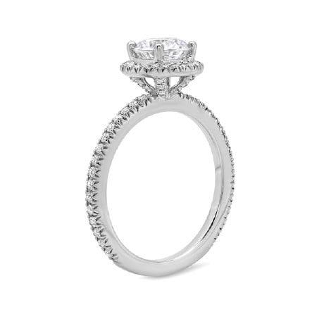 Halo Diamond EGAGEMENT RING RNG01962