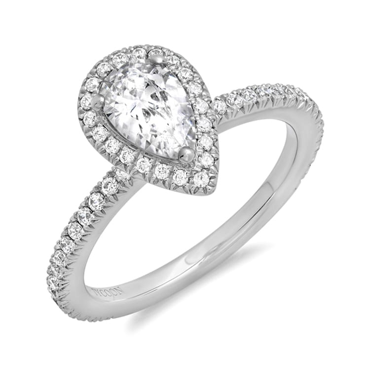 Halo Engagement Ring RNG01965