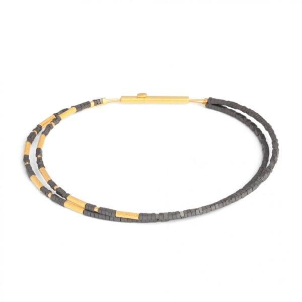 Hametine silver bracelet