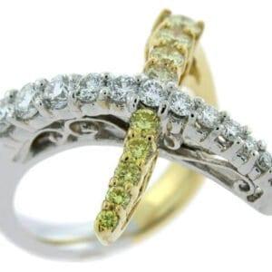 Denny wong Diamond Ring